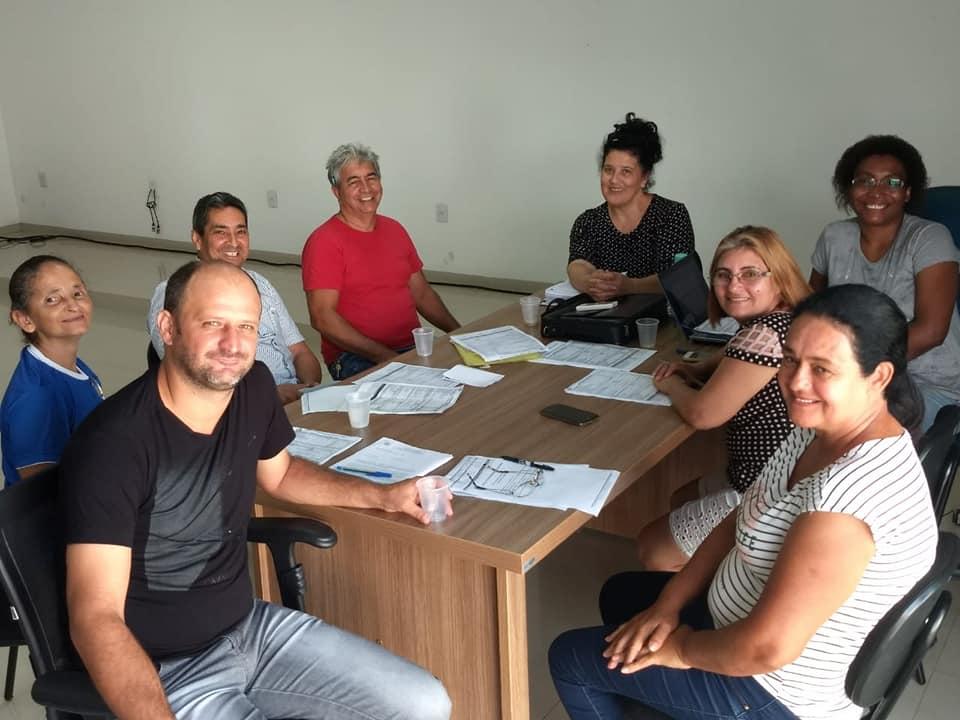 Reunião do Conselho Administrativo e Financeiro do IPMV