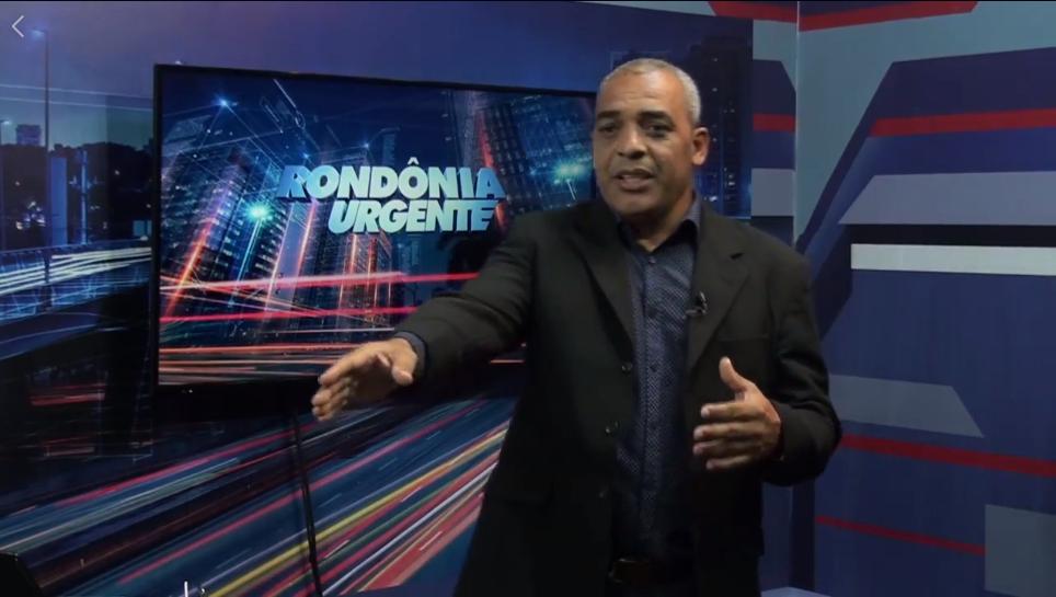Entrevista com a presidente do IPMV no programa Rondônia Urgente.