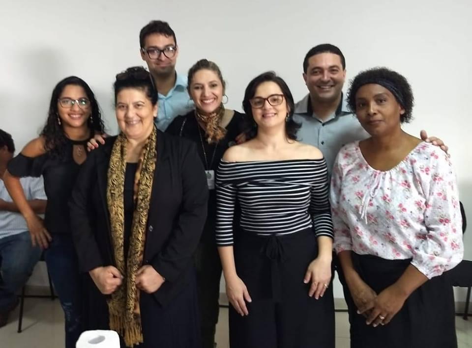 Presidente e membros do Conselho Administrativo e Financeiro do IPMV eleitos para o mandato de 2018 a 2022.