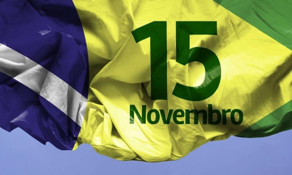 Celebramos o dia em que nosso país conquistou sua identidade.