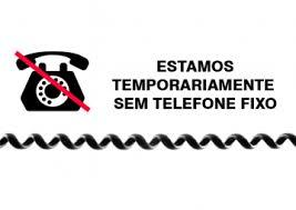 Problemas com o Telefone