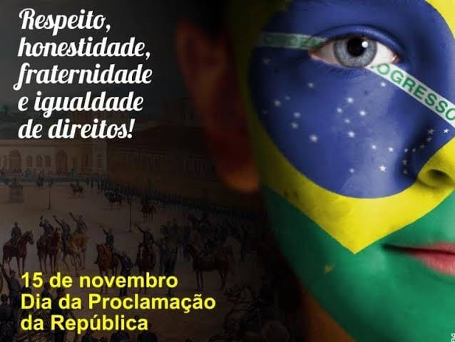 Deus abençoe nossa Pátria amada Brasil