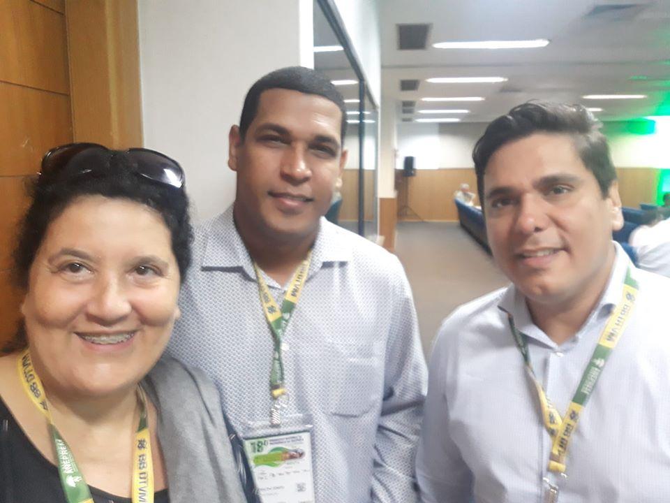 Porto Velho – IPAM e Vilhena – IPMV marcando presença no 18 Congresso de Previdência da ANEPREM