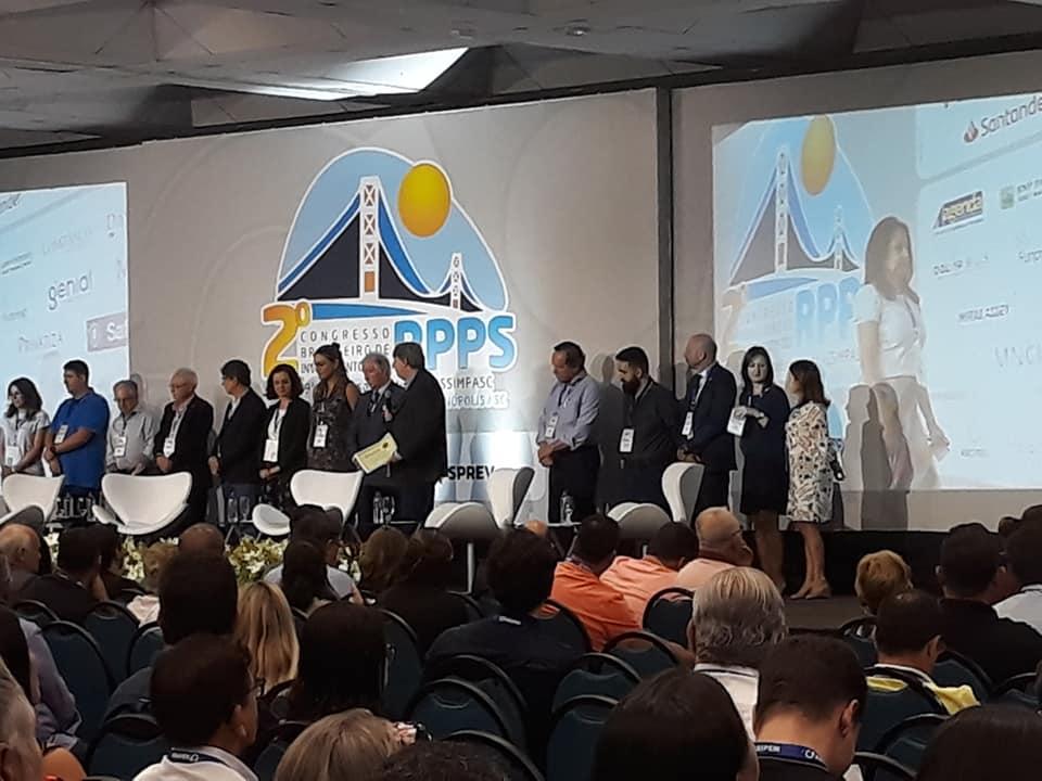 Encerramento do 2° Congresso de Investimentos para RPPS