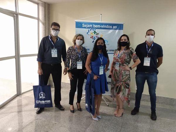 Conselheiros do IPMV presentes no 53° Congresso Nacional da ABIPEN e 8° Congresso Brasileiro de Conselheiros de RPPS.