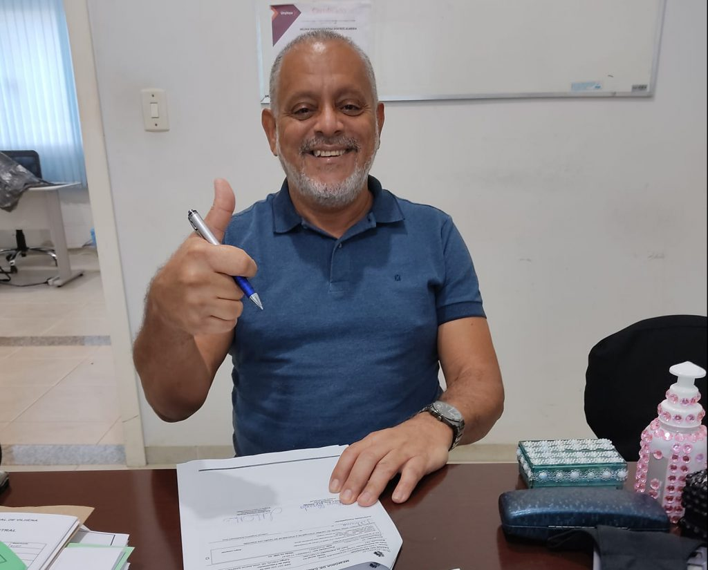 IPMV avaliza aposentadoria de Carlão, ex-presidente do IPMV