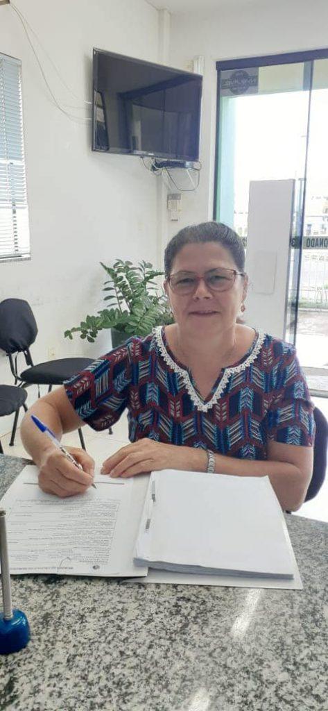 Professora Bernadete Schwambach entra no rol dos aposentados do IPMV