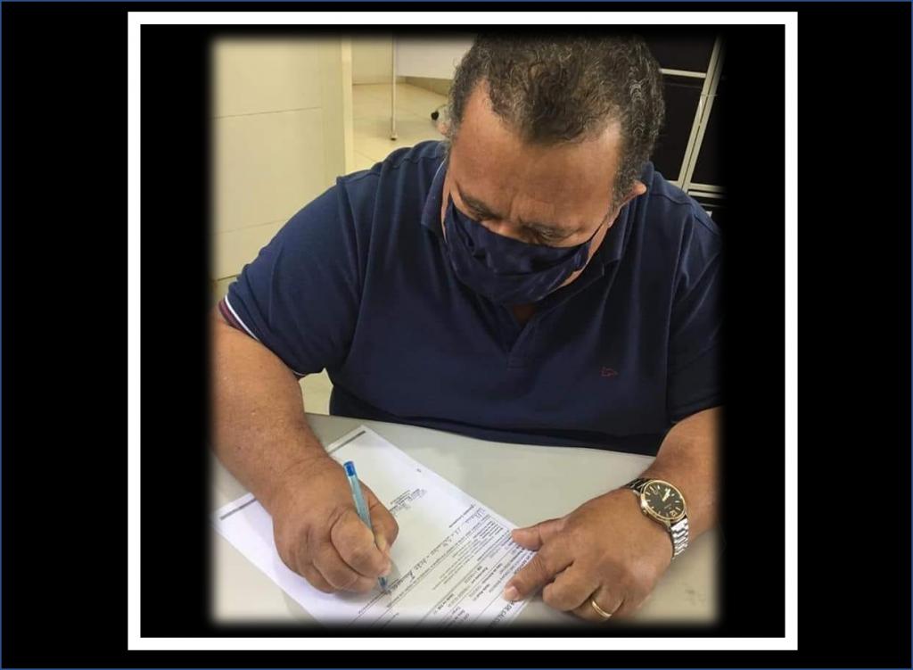 Nota de Falecimento de Francisco das Chagas Barbosa