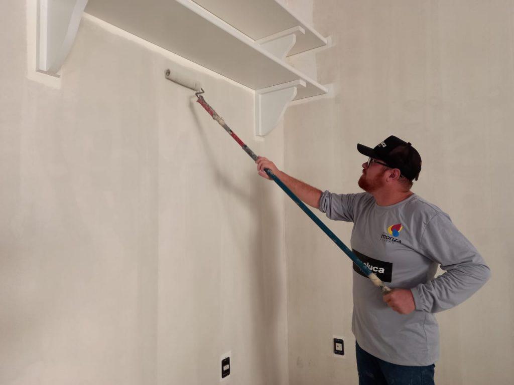 Pintura e reparos são iniciados no prédio do IPMV